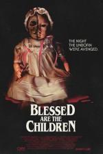 Blessed Are the Children (2016) afişi