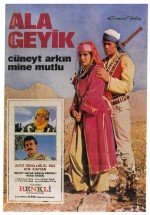 Ala Geyik (1969) afişi
