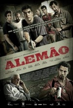 Alemão (2014) afişi