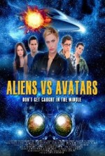 Aliens Vs. Avatars (2011) afişi
