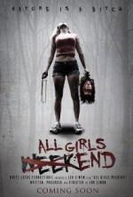 All Girls Weekend (2016) afişi