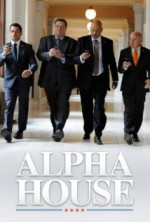 Alpha House Sezon 1 (2013) afişi
