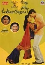 Amma Nanna O Tamila Ammayi (2003) afişi