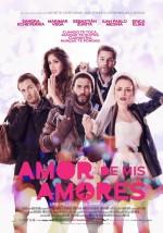 Amor de mis amores (2014) afişi