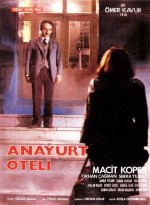 Anayurt Oteli (1987) afişi