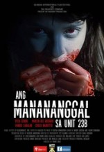 Ang manananggal sa unit 23B (2016) afişi