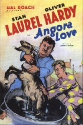 Angora Love (1929) afişi