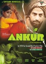Ankur (1974) afişi