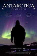 Antarctica: A Year on Ice (2013) afişi