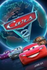 Arabalar 2 (2011) afişi