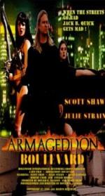 Armageddon Boulevard (1999) afişi