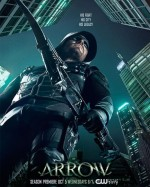 Arrow Sezon 5 (2016) afişi