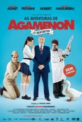 As Aventuras de Agamenon, o Repórter (2012) afişi