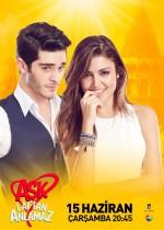 Aşk Laftan Anlamaz (2016) afişi