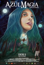 Azul Magia (2017) afişi