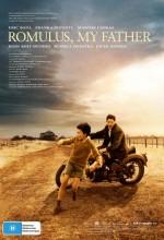 Babam Romulus (2008) afişi