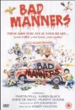 Bad Manners (1997) afişi