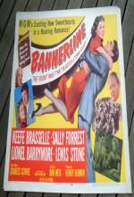 Bannerline (1951) afişi
