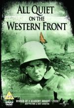 Batı Cephesinde Yeni Bir Şey Yok