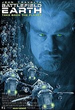 Battlefield Earth (2000) afişi