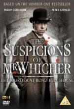 Bay Whicher Ve şüpheler (2011) afişi