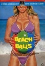 Beach Balls (1988) afişi