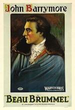 Beau Brummel (1924) afişi