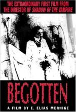 Begotten (1990) afişi