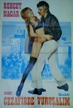 Behçet Cezayirde (1972) afişi