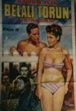 Belalı Torun (1962) afişi