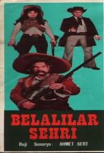 Belalılar Şehri (1972) afişi