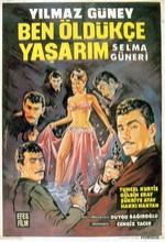Ben Öldükçe Yaşarım (1965) afişi