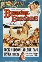 Bengal Brigade (1954) afişi