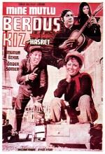 Berduş Kız (1971) afişi