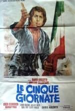 Beş Gün (1973) afişi