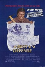 Best Defense (1984) afişi