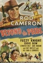 Beyond The Pecos (1945) afişi