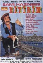Bitirim (1972) afişi