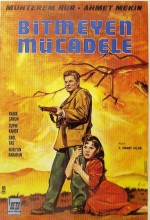 Bitmeyen Mücadele (1961) afişi