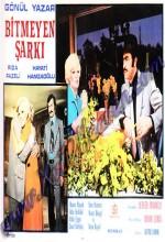 Bitmeyen şarkı (1976) afişi