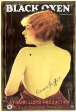 Black Oxen (1923) afişi