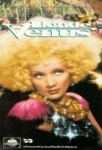 Blonde Venus (1932) afişi
