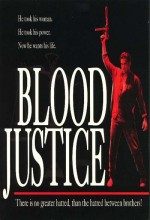 Blood Justice (1995) afişi