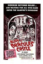 Blood Of Dracula's Castle (1969) afişi