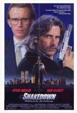 Shakedown (1988) afişi
