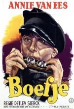 Boefje (1939) afişi