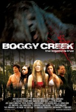 Boggy Creek (2010) afişi