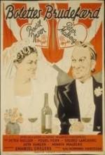 Bolettes Brudefærd (1938) afişi