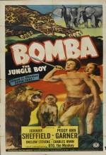 Bomba, The Jungle Boy (1949) afişi