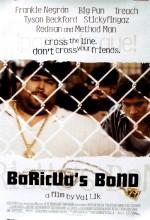 Boricua's Bond (2000) afişi